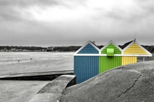 Pizza Beach Hut at St Helier