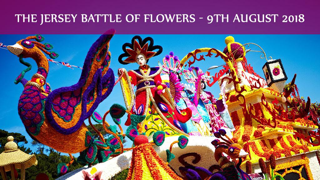 The Jersey Battle of Flowers