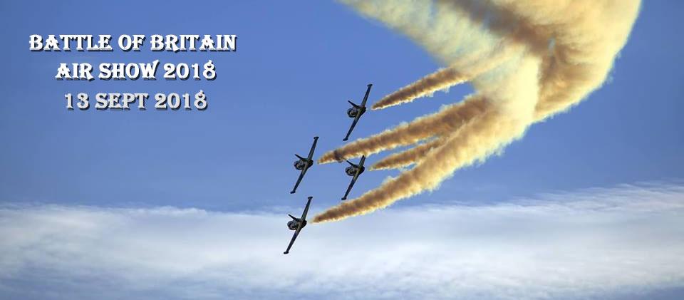 Battle of Britain Air Show 2018
